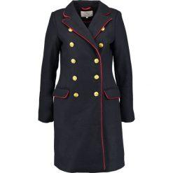 Płaszcze damskie pastelowe: Vila VIAMY  Płaszcz wełniany /Płaszcz klasyczny Dark Navy