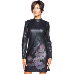 """Sukienki hiszpanki: Sukienka """"Annie"""" w kolorze czarnym"""