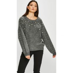Medicine - Sweter Vintage Revival. Szare swetry oversize damskie MEDICINE, l, z dzianiny. Za 139,90 zł.