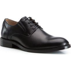 Buty męskie 84-M-950-1. Czarne buty wizytowe męskie Wittchen, ze skóry. Za 249,00 zł.