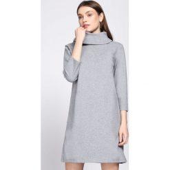 Sukienki: Szara Sukienka Get Underway