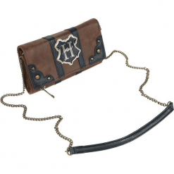 Harry Potter Suitcase Torebka - Handbag wielokolorowy. Brązowe torebki klasyczne damskie Harry Potter, z aplikacjami, z aplikacjami. Za 199,90 zł.