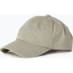 BOSS Casual - Męska czapka z daszkiem – Fritz, zielony. Zielone czapki z daszkiem męskie BOSS Casual, casualowe. Za 199,95 zł.