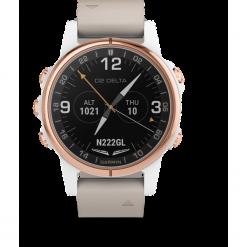 ZEGAREK GARMIN D2 Delta S. Czarne zegarki męskie Garmin. Za 3870,00 zł.