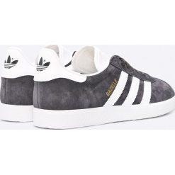 Adidas Originals - Buty Gazelle. Szare halówki męskie adidas Originals, z gumy, na sznurówki. Za 399,90 zł.
