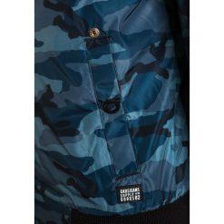 Cars Jeans KIDS SMASH Kurtka Bomber dark blue. Niebieskie kurtki męskie bomber marki Reserved, l, z elastanu. W wyprzedaży za 188,10 zł.