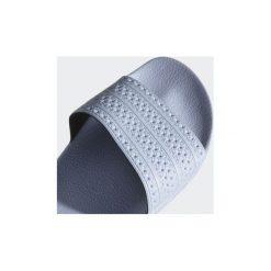 Klapki adidas  Klapki adilette. Niebieskie klapki męskie Adidas. Za 129,00 zł.