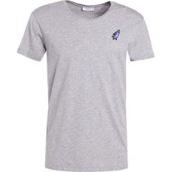 T-shirty męskie z nadrukiem: CLOSED Tshirt z nadrukiem grau