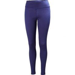 Legginsy: Legginsy funkcyjne w kolorze fioletowym
