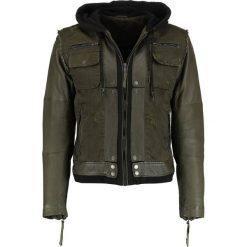 Kurtki męskie bomber: Be Edgy BEMAX D Kurtka jeansowa khaki