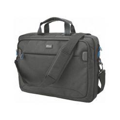 TRUST Marra Carry Torba do laptopów 16'' 22705. Czarne torby na laptopa marki TRUST, w paski, z poliesteru. Za 159,89 zł.