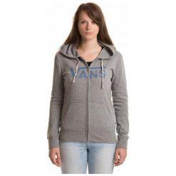 Odzież damska: Vans Bluza G Authentic Zip Grey Heather Xs