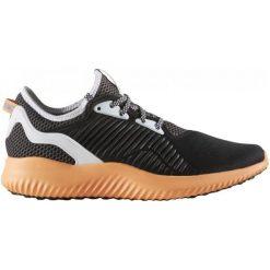Adidas Buty Alphabounce Lux W Black Orange/Black 38.7. Czarne buty do biegania damskie marki Adidas, z kauczuku. Za 279,00 zł.