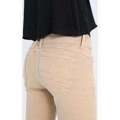 GStar LYNN DMID SUPER SKINNY ANKLE COJ Jeans Skinny Fit calico. Brązowe jeansy damskie marki G-Star, z bawełny. W wyprzedaży za 421,85 zł.