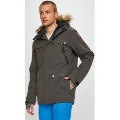 Quiksilver - Kurtka. Niebieskie kurtki męskie przejściowe marki Quiksilver, l, narciarskie. W wyprzedaży za 869,90 zł.