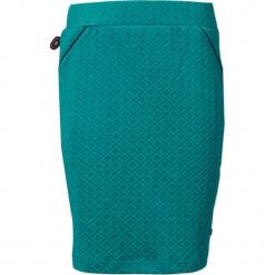 """Spódnica """"Stole The Show"""" w kolorze turkusowym. Niebieskie spódniczki 4funkyflavours Women & Men, l, midi, proste. W wyprzedaży za 122,95 zł."""