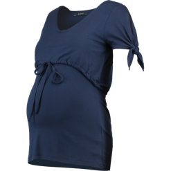 T-shirty damskie: 9Fashion SUMU Tshirt basic dark blue