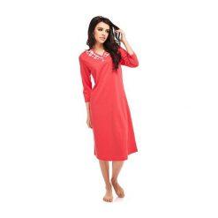 T-shirty damskie: Koszulka Rosabella 238 Czerwona rękaw 3/4