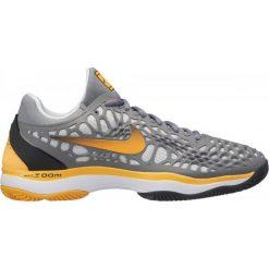 Nike Buty Do Tenisa Zoom Cage 3 Clay Cool Grey Laser Orange-Black-White 44. Czarne buty do tenisa męskie marki Asics. Za 575,00 zł.