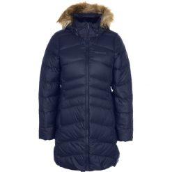 Płaszcze damskie pastelowe: Marmot MONTREAL Płaszcz puchowy midnight navy