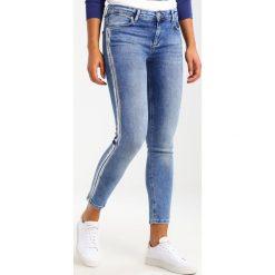 2ndOne NICOLE Jeans Skinny Fit silver faith. Niebieskie jeansy damskie 2ndOne, z bawełny. W wyprzedaży za 251,30 zł.