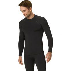 Gwinner Koszulka męska TOP III WARM Line czarna r. L. Czarne koszulki sportowe męskie marki Gwinner, l. Za 80,27 zł.