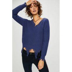 Medicine - Sweter Secret Garden. Szare swetry klasyczne damskie marki MEDICINE, m, z bawełny. Za 99,90 zł.