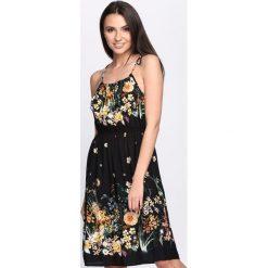 Sukienki: Czarna Sukienka So Amazing