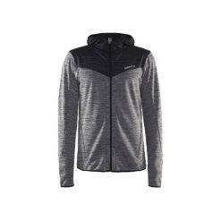 Bejsbolówki męskie: Craft Bluza męska Breakaway Jersey Jacket szara r. XL (1905498-975851)