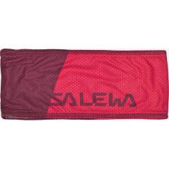 Salewa - Czapka. Czerwone czapki zimowe męskie marki Salewa, na zimę, z dzianiny. W wyprzedaży za 59,90 zł.