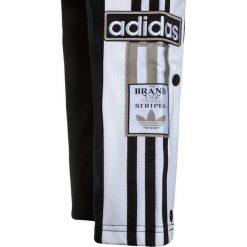 Adidas Originals ADIBREAK PANT Spodnie treningowe black/white. Czarne spodnie chłopięce adidas Originals, z jeansu. Za 249,00 zł.