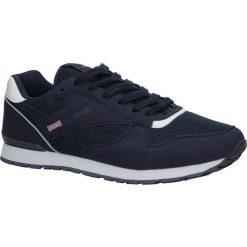 Granatowe buty sportowe sznurowane Casu M81-57. Czarne halówki męskie Casu, na sznurówki. Za 79,99 zł.