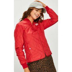 G-Star Raw - Kurtka. Różowe kurtki damskie pikowane marki G-Star RAW, l, z materiału. Za 699,90 zł.