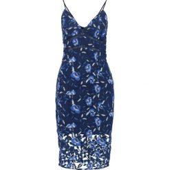 Sukienki hiszpanki: Bardot SAPPHIRE  Sukienka etui dark blue