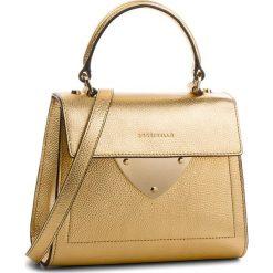Torebka COCCINELLE - C05 B14 E1 C05 55 77 01 Platino N49. Żółte torebki klasyczne damskie Coccinelle, ze skóry. W wyprzedaży za 769,00 zł.