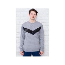 Bluza V'antastic! - szara. Szare bluzy męskie rozpinane Desert snow, m, z aplikacjami, z bawełny. Za 144,00 zł.