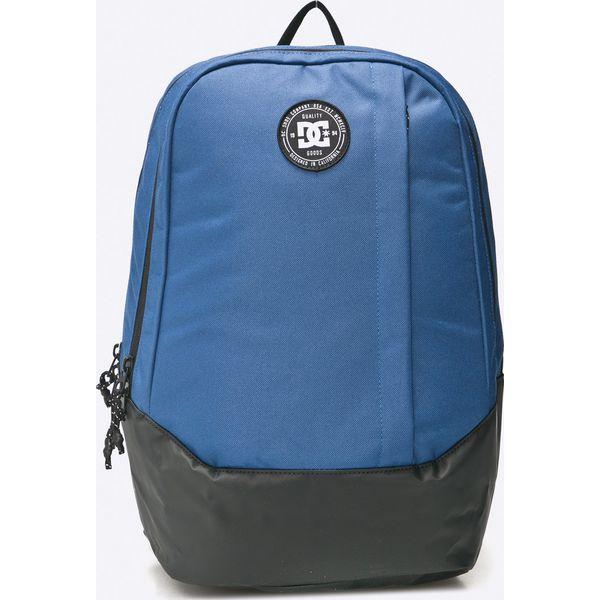 eb6083995e1dd DC - Plecak - Szare plecaki męskie DC