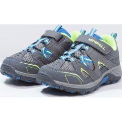 Buty sportowe męskie: Merrell TRAIL CHASER Obuwie hikingowe grey/blue/citron