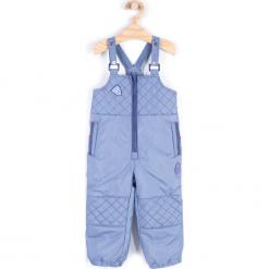 Spodnie. Niebieskie chinosy chłopięce CATRONAUTA, z bawełny. Za 79,90 zł.