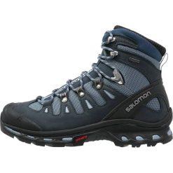 Salomon QUEST 4D 2 GTX  Buty trekkingowe deep blue/stone blue/light onix. Niebieskie buty trekkingowe damskie Salomon, z gumy. W wyprzedaży za 719,20 zł.