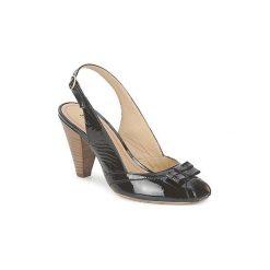Sandały Bocage  DAFEO. Białe sandały damskie marki Bocage. Za 423,20 zł.