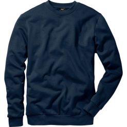 Bluza dresowa bonprix granatowy. Niebieskie bejsbolówki męskie bonprix, l, z dresówki. Za 44,99 zł.