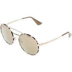 Prada Okulary przeciwsłoneczne white. Białe okulary przeciwsłoneczne damskie lenonki marki Prada. Za 1049,00 zł.
