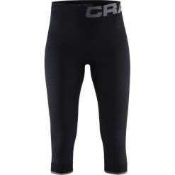 Bryczesy damskie: Craft Spodnie 3/4 damskie  Warm Intensity Knicker Czarne r. XS (1905348-999985)