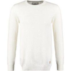 Swetry męskie: Kronstadt CARLO Sweter off white