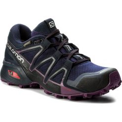 Buty sportowe damskie: Buty SALOMON - Speedcross Vario 2 Gtx W GORE-TEX 398475 21 V0 Astral Aura/Navy Blazer/Grape Juice