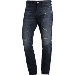 GStar 3301 TAPERED Jeansy Zwężane sil denim. Szare jeansy męskie marki G-Star. W wyprzedaży za 395,40 zł.