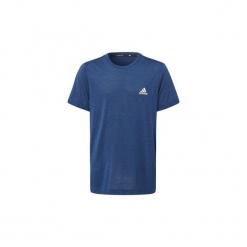 T-shirty z krótkim rękawem Dziecko  adidas  Koszulka Texture. Niebieskie t-shirty chłopięce z krótkim rękawem Adidas. Za 99,95 zł.