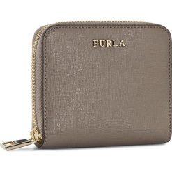 Mały Portfel Damski FURLA - Babylon 871042 P PR84 B30 Sabbia. Szare portfele damskie marki Furla, ze skóry. Za 485,00 zł.