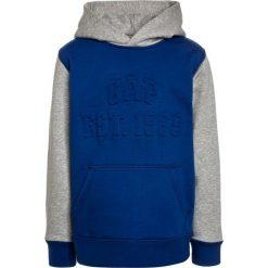 GAP BOYS Bluza z kapturem brilliant blue. Niebieskie bluzy dziewczęce GAP, z bawełny, z kapturem. Za 129,00 zł.